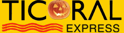 Halloween en Ticoral Express